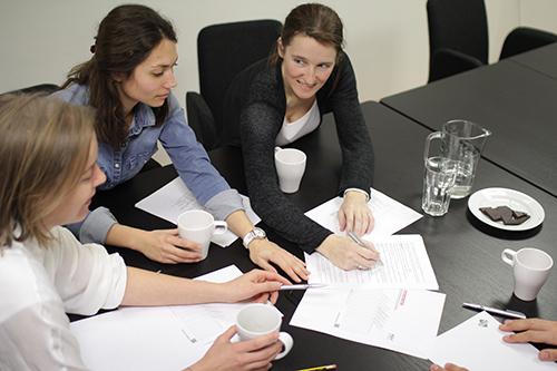 Facility Management, Konzepterstellung im Verlag
